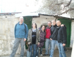 2011 - Lab Trip to Jerusalem picture no. 7