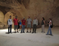 2012 - Lab Trip to Caves of the Judean Hills picture no. 131