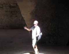 2012 - Lab Trip to Caves of the Judean Hills picture no. 121