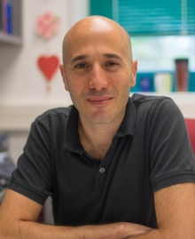 Dr. Ofer Yizhar (Photo: C. Lüscher)