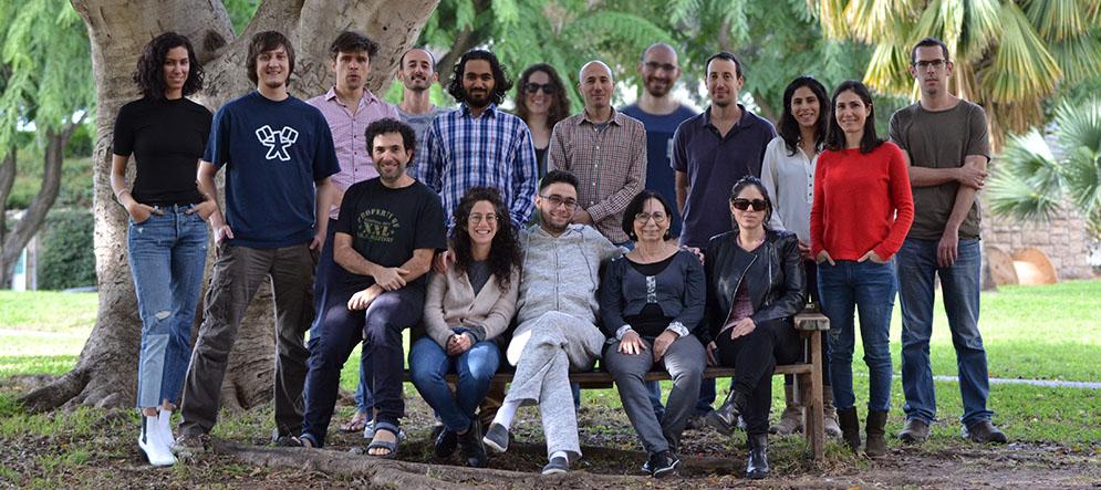 The Yizhar lab 2017 (photo: O. Yizhar)