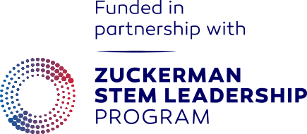 Funded in partnership with Zuckerman Stem Learership program