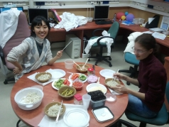 Special Korean dinner picture no. 1