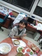 Special Korean dinner