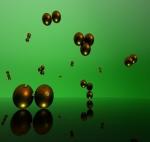 plasmonic particles