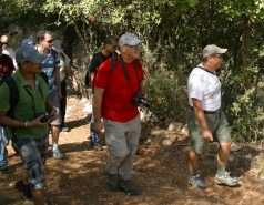Group Trip to Gilboa