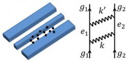 Quantum fluctuation forces