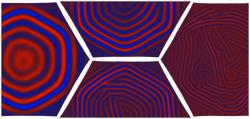 Wrinkling Patterns