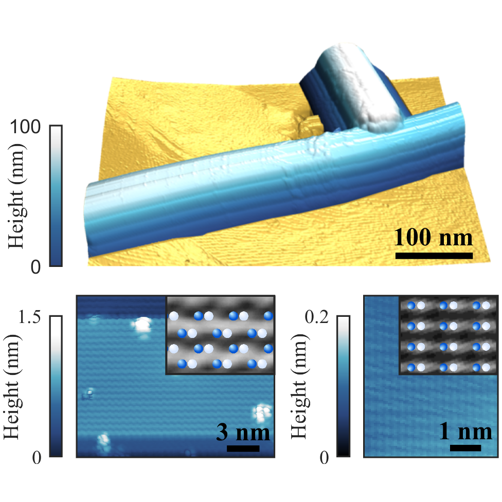 Induced Topology in Semiconducting Nanowires