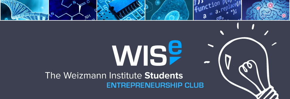 The Weizmann Institute Students Entrepreneurship Club