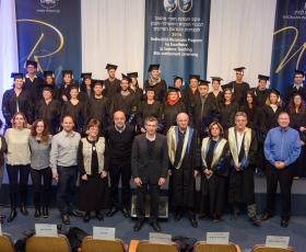 Conferment of the Rothschild-Weizmann Program 2016