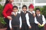 School Children – Dalhousie, India
