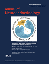 Journal of Neuroendocrinology cover
