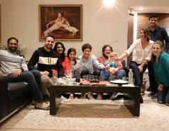 Sima Lev's lab Hanukkah 2019