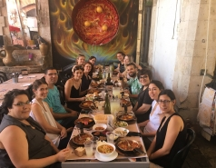 2018 Lab party: Yochai Wolf's farewell