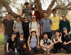 2019 - Lab trip to HaBesor stream