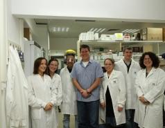 Around the lab