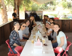 2017- Lab trip + Rosh HaShana