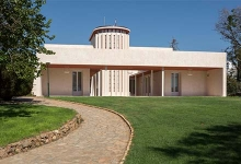 Weizmann House open for visitors