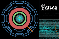 Searches for new phenomena with ATLAS