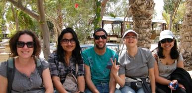 Retreat 2012 – Ein Gedi picture no. 12