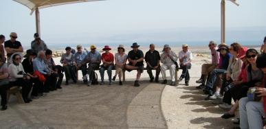 Retreat 2012 – Ein Gedi picture no. 13