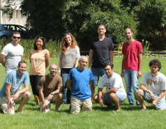 Group photo 2015
