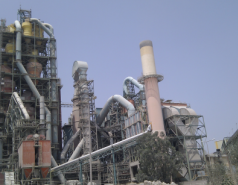 Nesher Cement Factory - August 2010