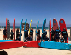 Surfing with HaGal Shely - June 2021