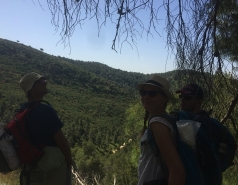Hiking in Kisalon - Mar 2015