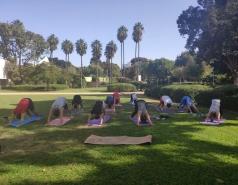 Lab yoga- November 2019
