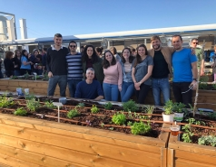Tu Bishvat Department Activity - Feb 20