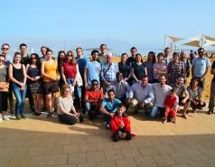 EvolTree workshop in Dead Sea