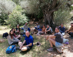 Laptrip to the upper galilee