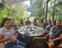 Breakfast in Tziona Cafe June 2021 picture no. 2