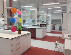 Grand opening of the Segev Lab, December 2018 picture no. 18