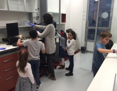 Grand opening of the Segev Lab, December 2018 picture no. 3