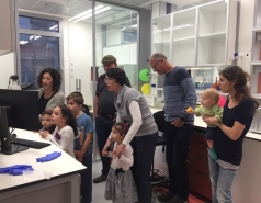 Grand opening of the Segev Lab, December 2018 picture no. 2