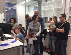 Grand opening of the Segev Lab, December 2018 picture no. 1